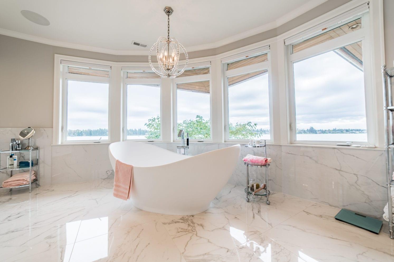 Bellevue, Washington Bathroom Design Services